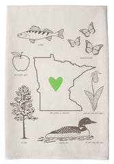 Love MN Hand Towel
