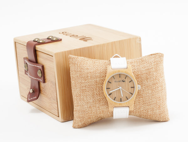 The Pearl Bamboo Watch