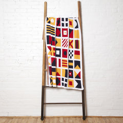 Nautical Signal Flags Throw