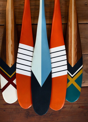 Two Step Paddle by Sanborn Canoe Company