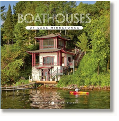 Boathouses of Lake Minnetonka Book