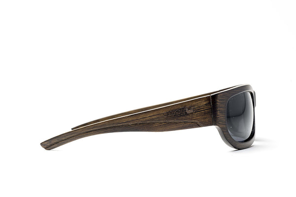 Sportsman Brown w/ Smoke Lenses by Swell Vision