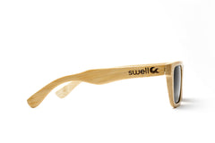Classic Natural w/ Smoke Lenses by Swell Vision