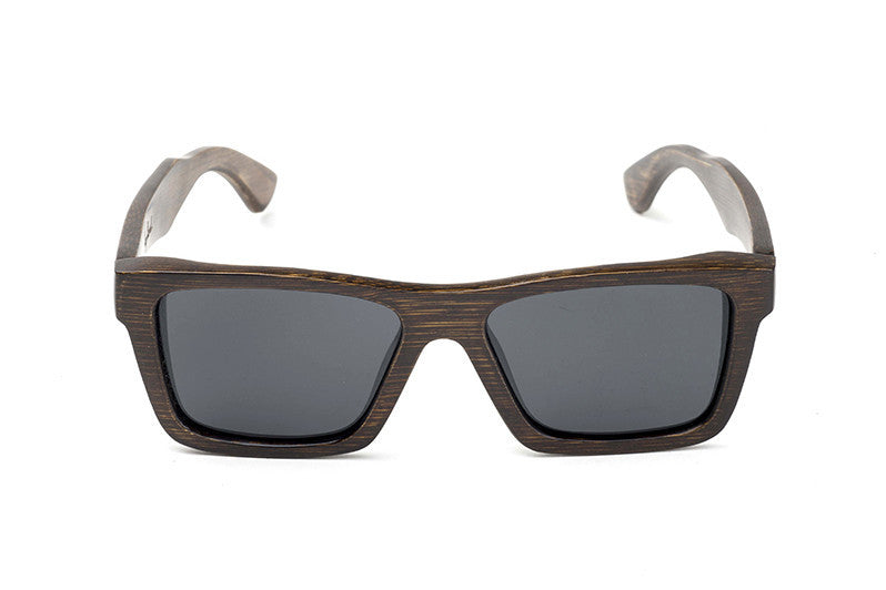 Classic Brown Bamboo w/ Smoke by Swell Vision