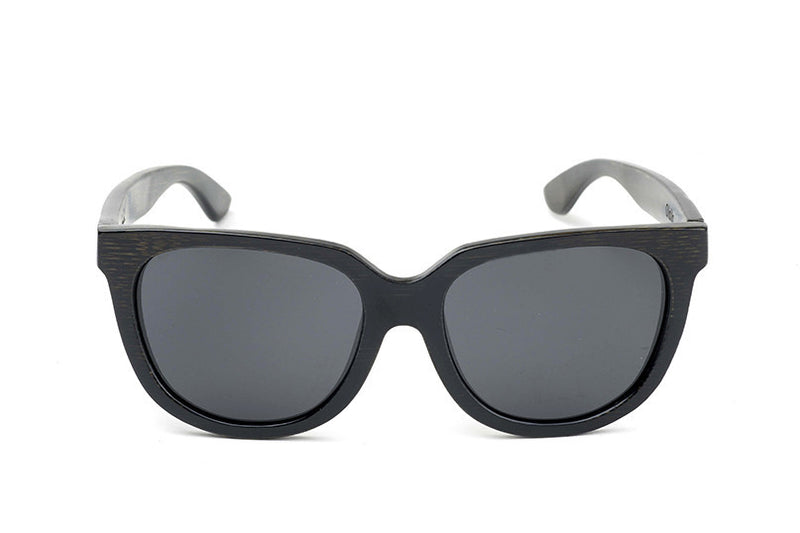 Olalla Black w/ Smoke Lenses by Swell Vision