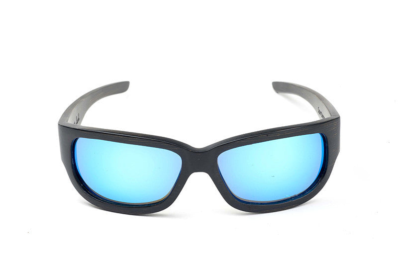e77bc145de Sportsman Black w  Blue Lenses by Swell Vision