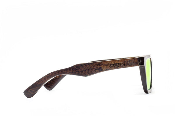 Classic Brown w/ Fire Lenses by Swell Vision