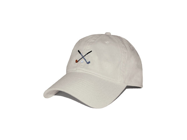 Crossed Clubs Hat by Smathers & Branson