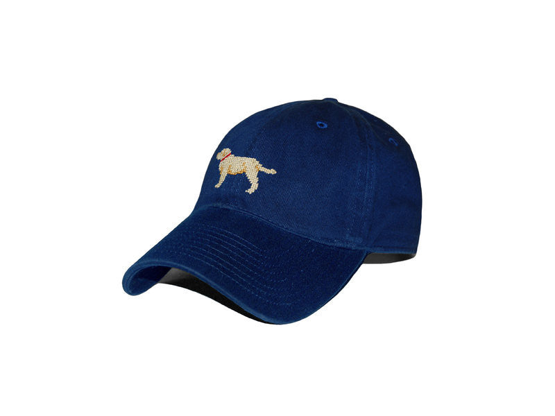 4743568165f Yellow Lab Hat by Smathers   Branson