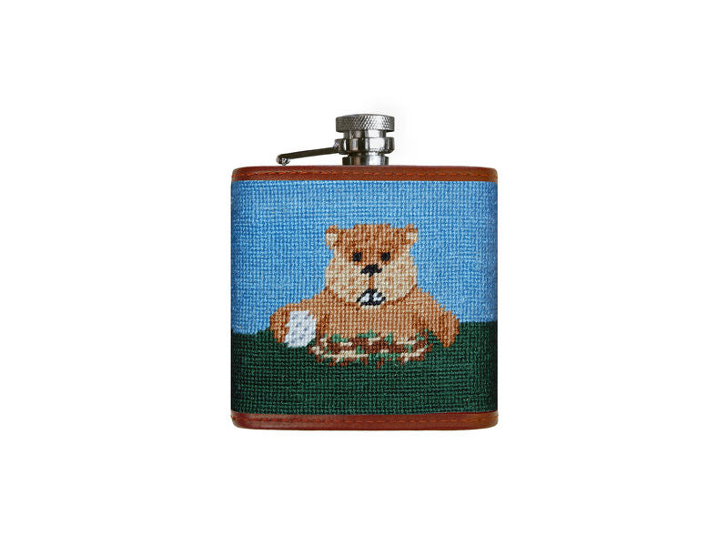 Caddyshack Flask by Smathers & Branson