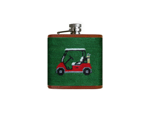 Golf Cart Flask by Smathers & Branson