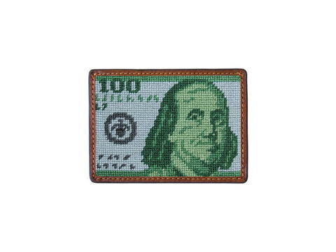 Benjamin Credit Card Wallet by Smathers & Branson