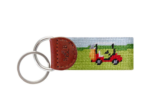 Golf Cart Key Fob by Smathers & Branson
