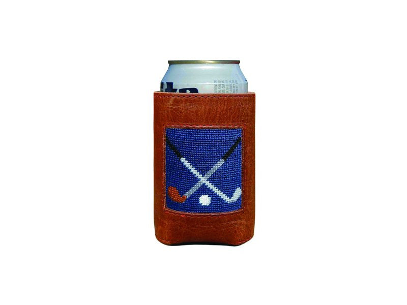 Coozie- Crossed Clubs by Smathers & Branson