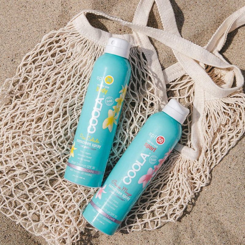 Coola Classic Body Organic Sunscreen Spray SPF 30