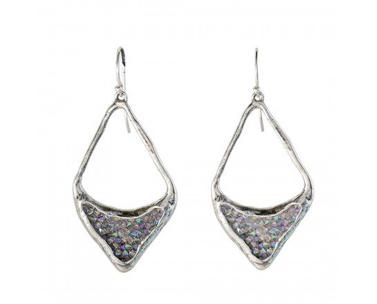 Kristal Kite Diamond Earrings by Waxing Poetic