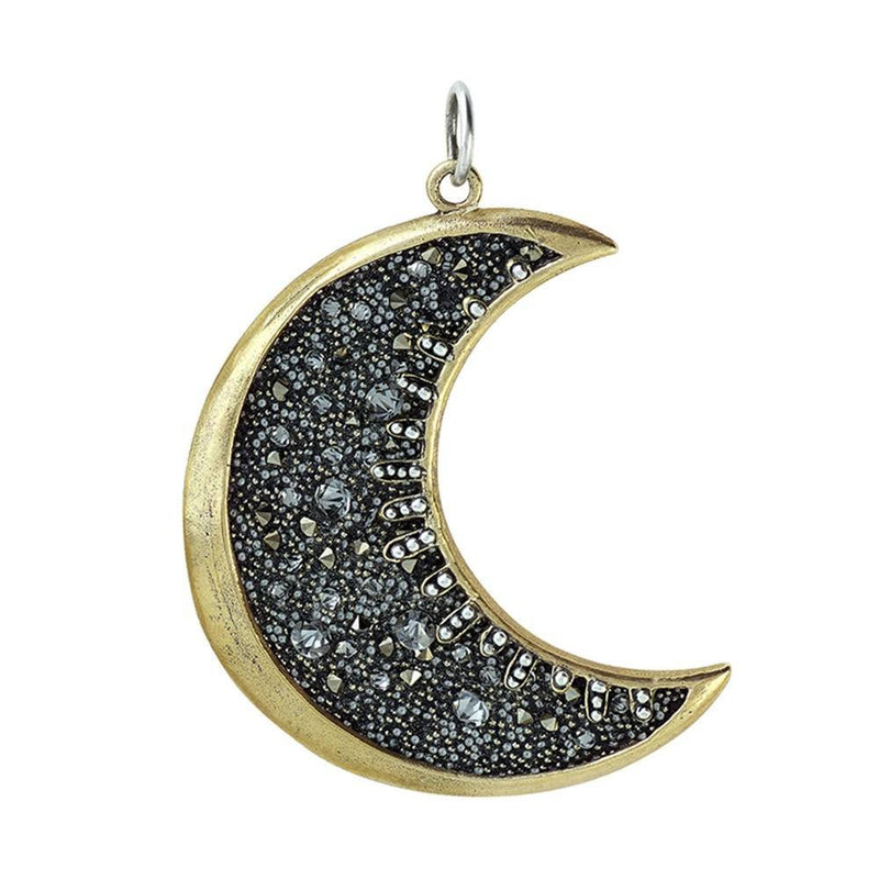 Moonshadow Swarovski Pendant by Waxing Poetic