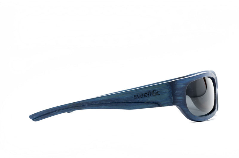 Sportsman Blue w/ Smoke Lenses by Swell Vision