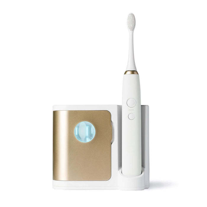 Elements : Sonic Toothbrush and Halo White Bundle