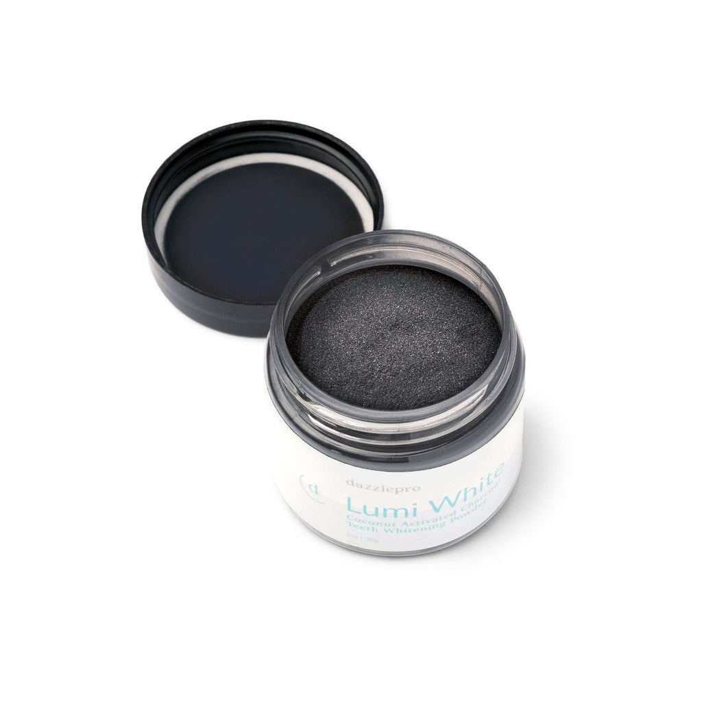 Lumi White :: Activated Charcoal Teeth Whitening Powder