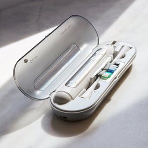 Platinum Sonic Toothbrush with UV Sanitizing Charging Case