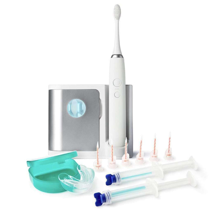 Elements : Toothbrush & Halo White