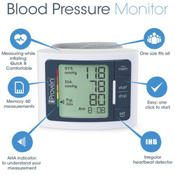 iProvèn's BPM-337: Take Charge Of Your Blood Pressure