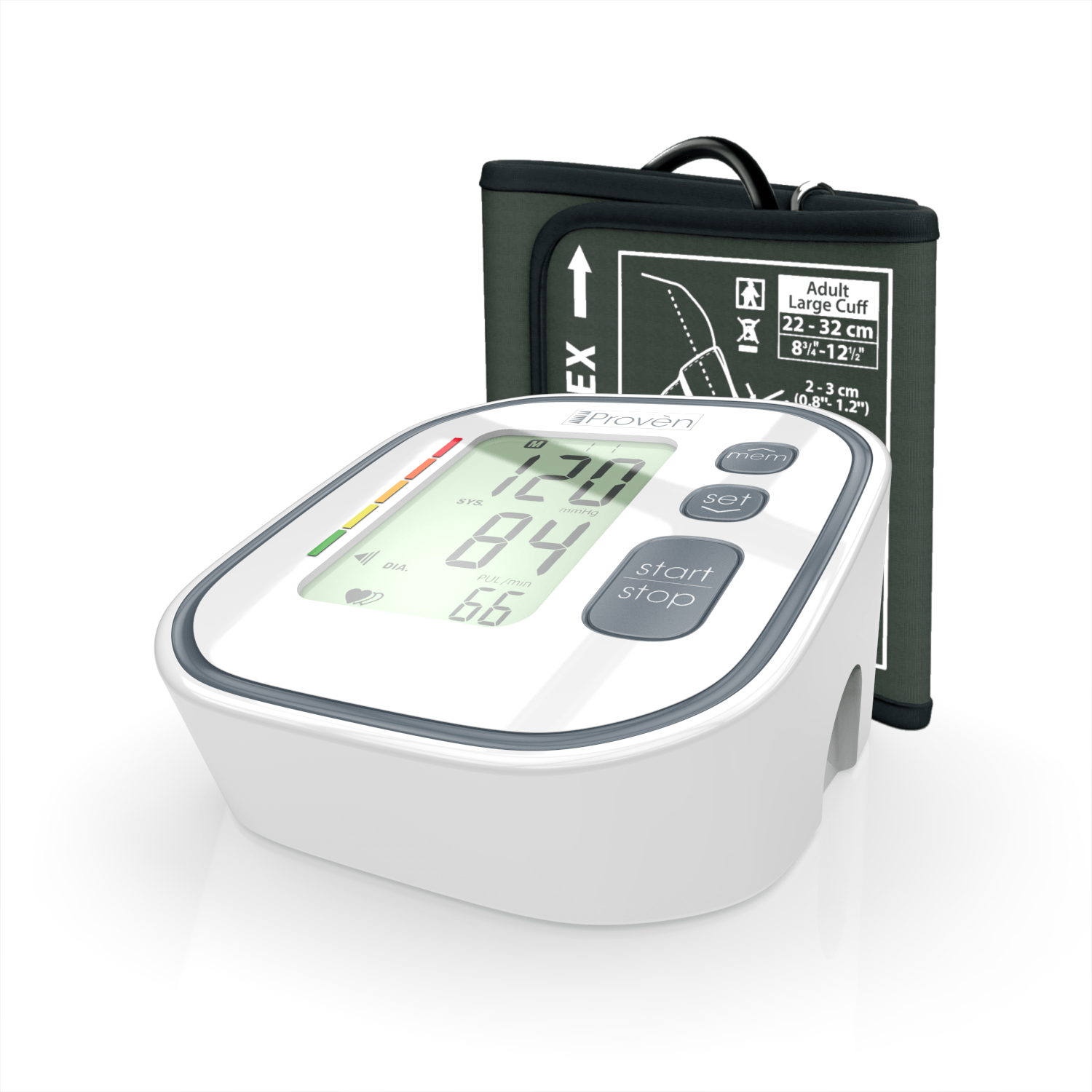 iProvèn launches compact Blood Pressure Monitor BPM-634