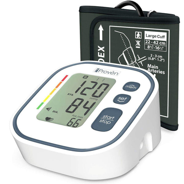 iProvèn's BPM-634: The Blood Pressure Monitor You Can Trust