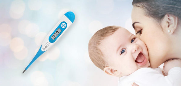How To Check Your Baby's Temperature?