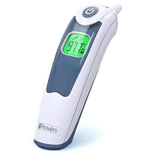 iProvèn Medical Ear Thermometer - For Baby, Infant, Toddler and Adults - iProvèn ET-828