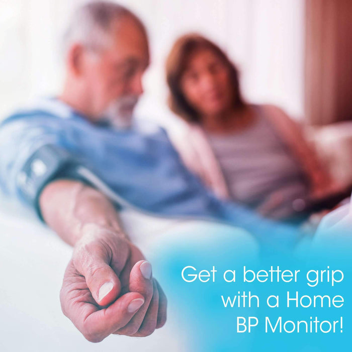 BPM-634 Blood Pressure Monitor & Bottle of Fish Oil FOR FREE!