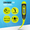 Digital Thermometer - Easy, Accurate, Fast Oral & Rectal Thermometer - DTR-1221BG