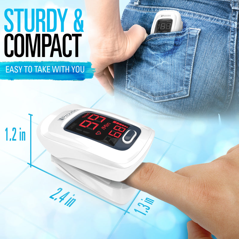 Compact Pulse Oximeter