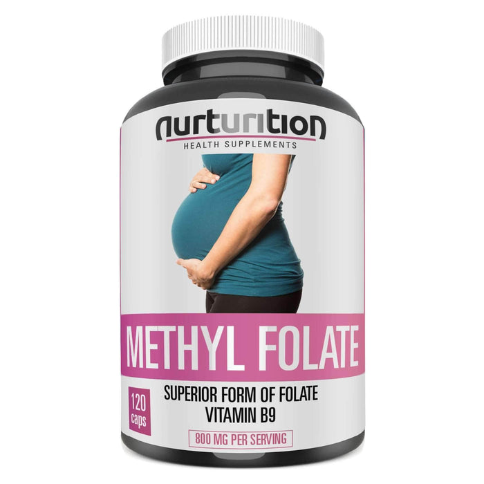 Methyl Folate Highly Bioavailable 60 Servings