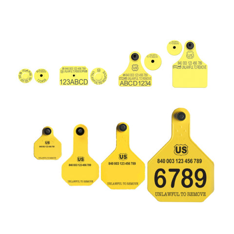 Official 840 Visual Tags