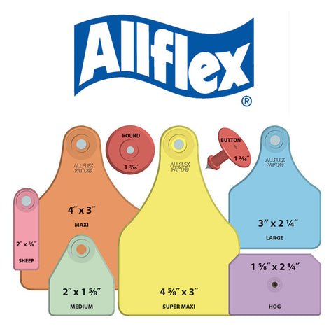 Allflex Ear Tags