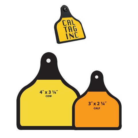 Cal Tag Ear Tags