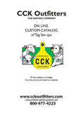 CCK Outfitters On Line Catalog