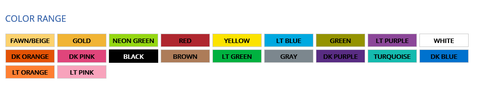 allflex feedlot ear tags colors