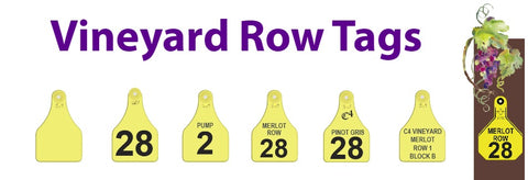ROW TAG LAYOUT OPTIONS