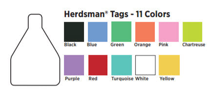 CCK sells small Temple herdsman in 11 colors