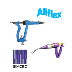 CCK sells syringes by Simcro and Allflex