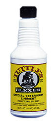TUTTLE Elexer Liniment (16oz) in case of 12