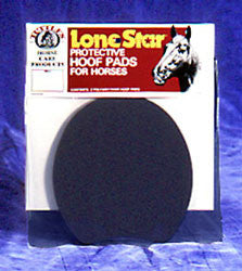 TUTTLE Lone Star Hoof Pads (2/bag)