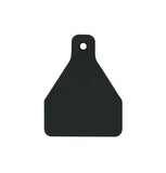 TEMPLE TAG Herdsman Medium Calf Blank Ear Tag with Button (25/bag)
