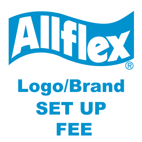 ALLFLEX Custom Logo Set-Up Fee