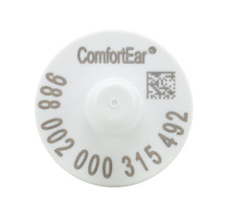 CCK sell temple comfortear HDX EID ear tag