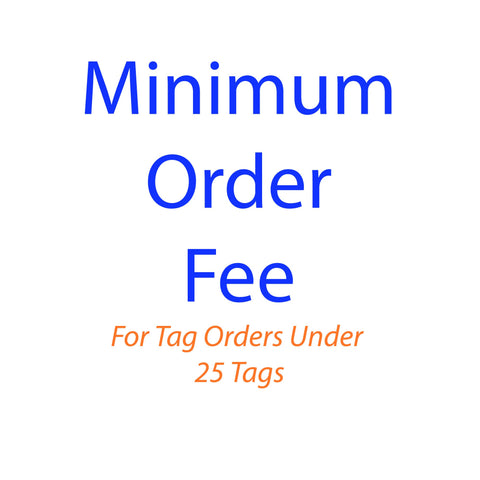 Minimum Order Fee