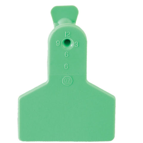 ZTAG Small Blank 1 piece Ear Tags (50/bag)